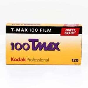 Kodak T-Max 100 - 120