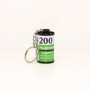 Fujicolor 200 Keychain