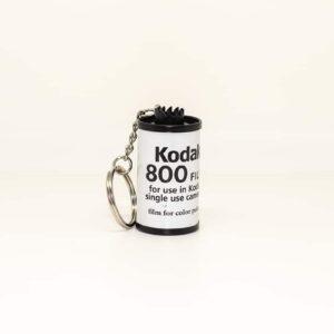 Kodak Single Use Camera 800 Keychain