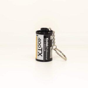 Kodak TRI-X 400 Keychain