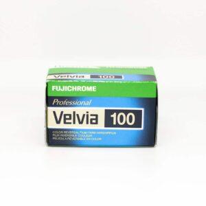 Fujichrome Velvia 100