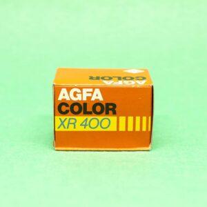 Agfa Color XR 400