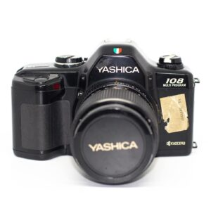 Yashica 108 Multiprogram