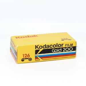 Kodacolor Gold 200