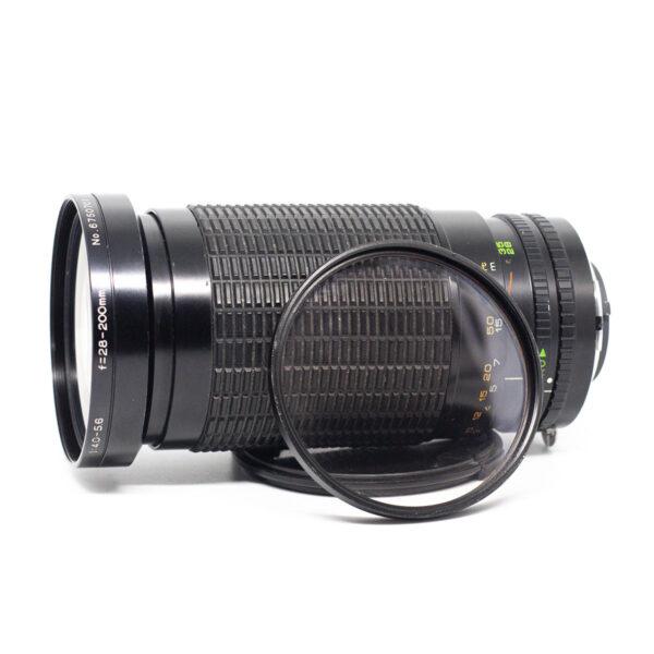 Makinon-Serie E 28-200mm