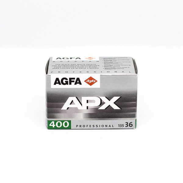 Agfa APX 400 Professional