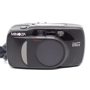 Minolta Riva Zoom 115 EX